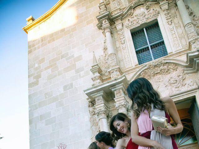 La boda de Juanjo y Bárbara en Alacant/alicante, Alicante 29