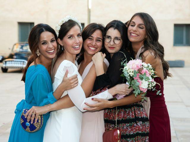 La boda de Juanjo y Bárbara en Alacant/alicante, Alicante 30