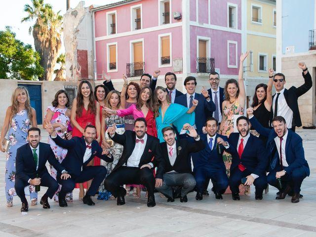 La boda de Juanjo y Bárbara en Alacant/alicante, Alicante 32