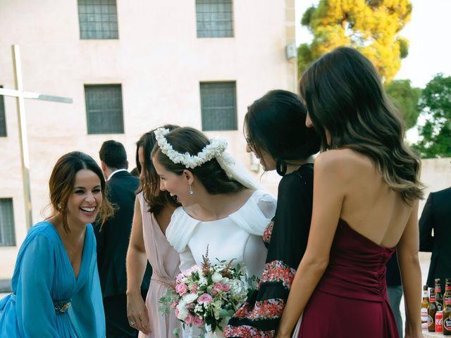 La boda de Juanjo y Bárbara en Alacant/alicante, Alicante 33