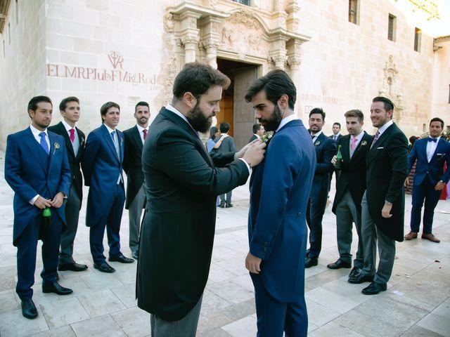 La boda de Juanjo y Bárbara en Alacant/alicante, Alicante 34