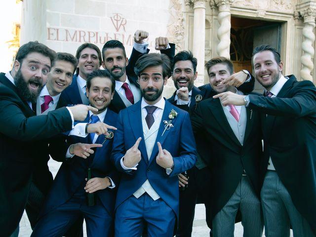 La boda de Juanjo y Bárbara en Alacant/alicante, Alicante 37