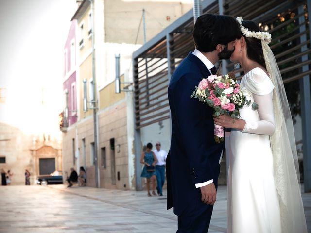 La boda de Juanjo y Bárbara en Alacant/alicante, Alicante 43