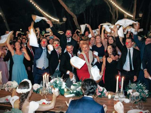 La boda de Juanjo y Bárbara en Alacant/alicante, Alicante 57