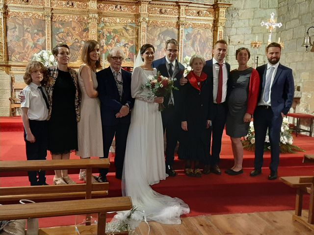 La boda de David  y Olivia  en Zizur Mayor, Navarra 2