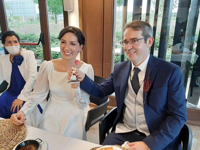 La boda de David  y Olivia  en Zizur Mayor, Navarra 3
