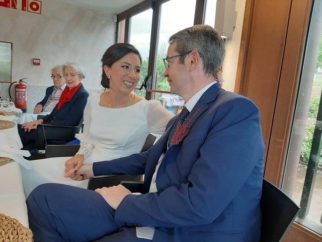 La boda de David  y Olivia  en Zizur Mayor, Navarra 7