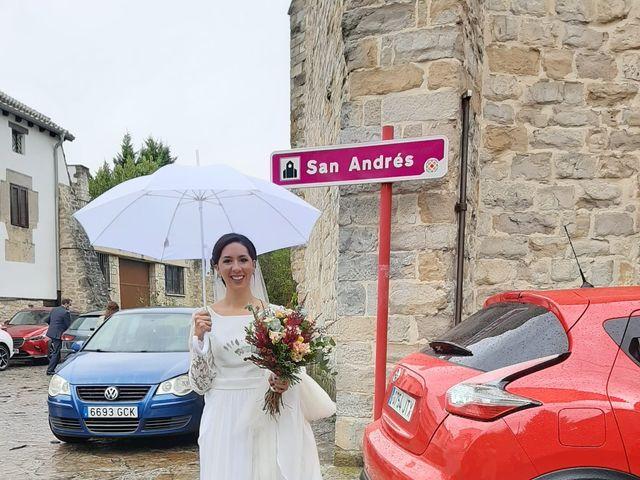La boda de David  y Olivia  en Zizur Mayor, Navarra 8