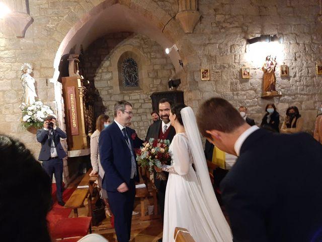 La boda de David  y Olivia  en Zizur Mayor, Navarra 11