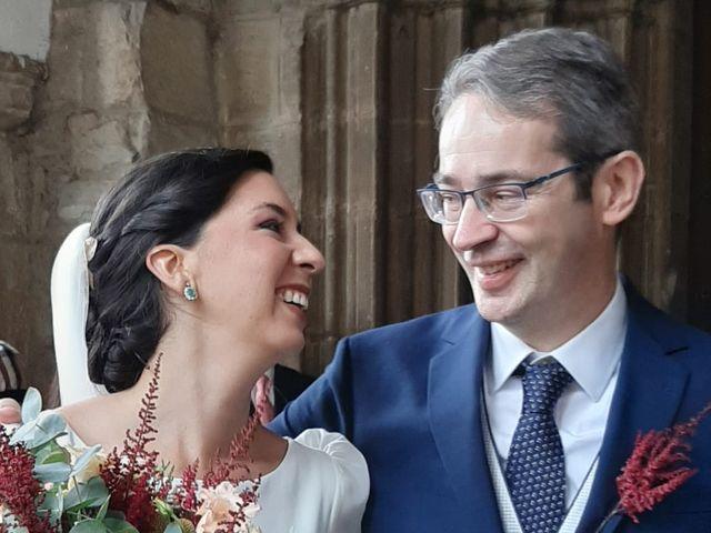 La boda de David  y Olivia  en Zizur Mayor, Navarra 13