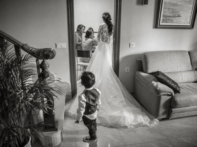 La boda de Carmen y Julian en Murcia, Murcia 20