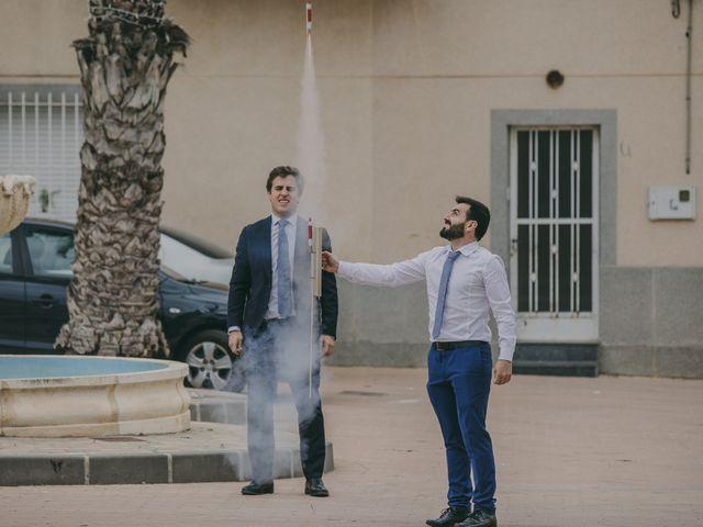 La boda de Carmen y Julian en Murcia, Murcia 23