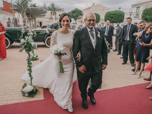La boda de Carmen y Julian en Murcia, Murcia 26