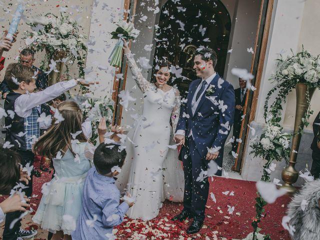 La boda de Carmen y Julian en Murcia, Murcia 34