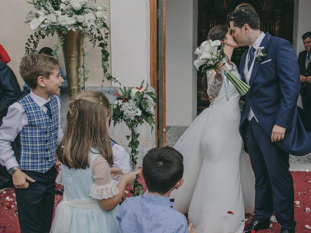 La boda de Carmen y Julian en Murcia, Murcia 35