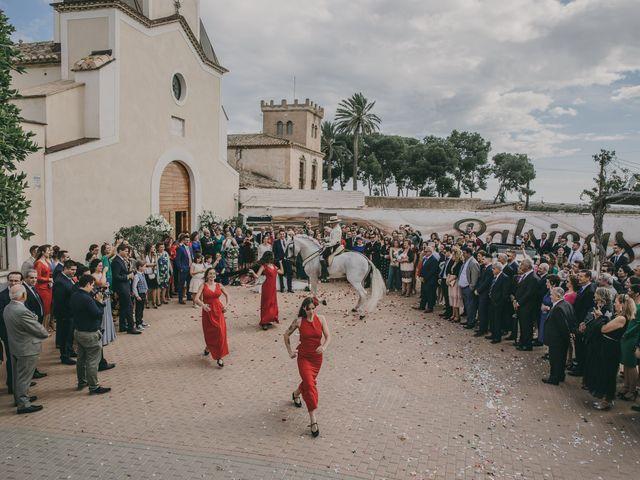 La boda de Carmen y Julian en Murcia, Murcia 36
