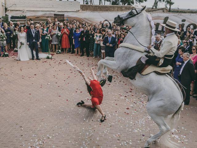 La boda de Carmen y Julian en Murcia, Murcia 37