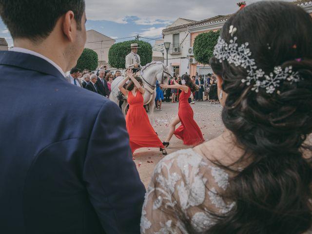 La boda de Carmen y Julian en Murcia, Murcia 38