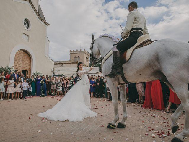 La boda de Carmen y Julian en Murcia, Murcia 44