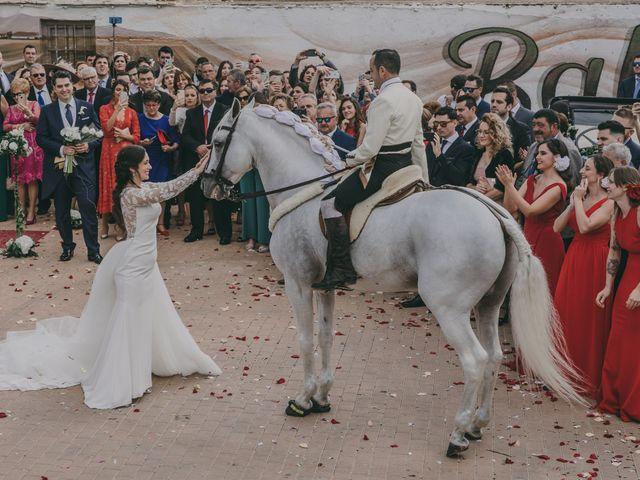La boda de Carmen y Julian en Murcia, Murcia 45