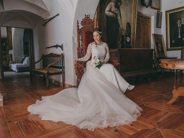 La boda de Carmen y Julian en Murcia, Murcia 49