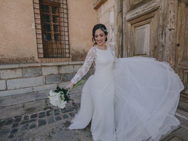 La boda de Carmen y Julian en Murcia, Murcia 54