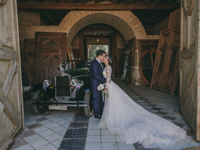 La boda de Carmen y Julian en Murcia, Murcia 55
