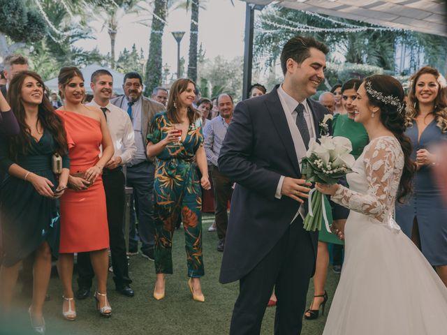 La boda de Carmen y Julian en Murcia, Murcia 58
