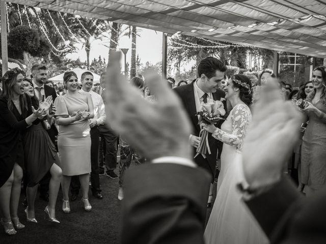La boda de Carmen y Julian en Murcia, Murcia 59