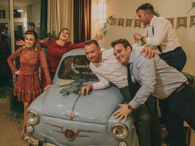 La boda de Carmen y Julian en Murcia, Murcia 83