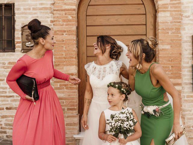 La boda de Raffaele y Augusta en Arucas, Las Palmas 43