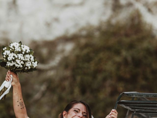 La boda de Raffaele y Augusta en Arucas, Las Palmas 7