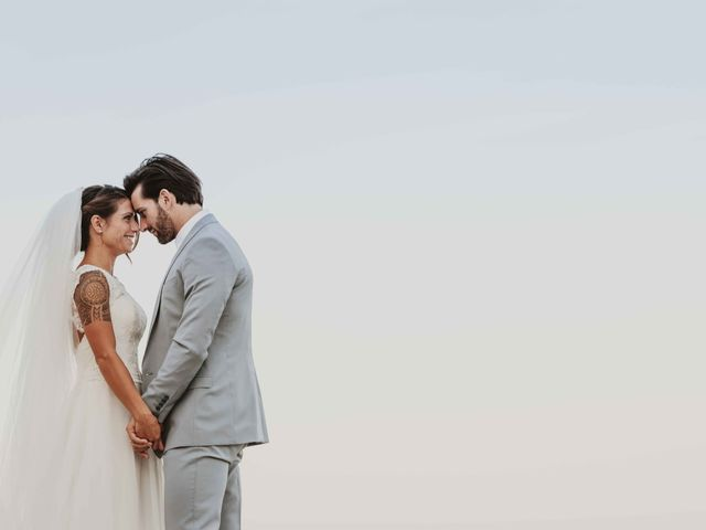 La boda de Raffaele y Augusta en Arucas, Las Palmas 25