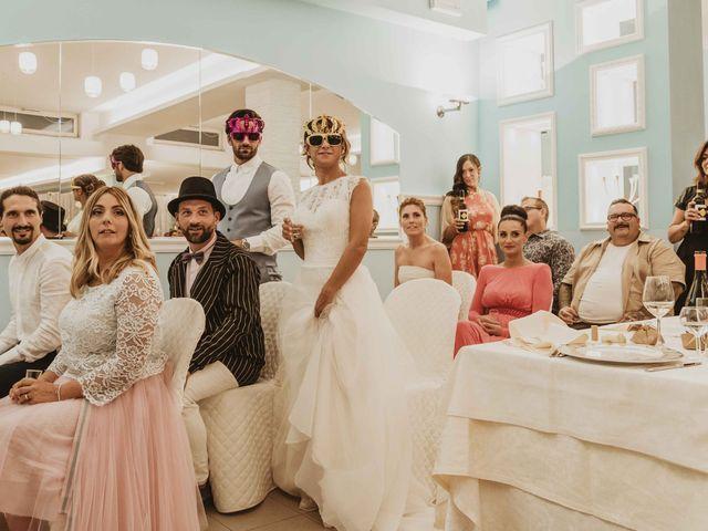 La boda de Raffaele y Augusta en Arucas, Las Palmas 35