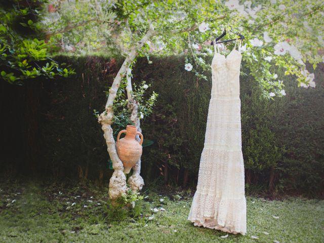 La boda de Mathieu y Aida en L' Ampolla, Tarragona 1