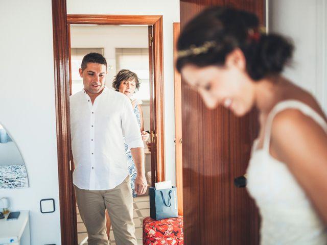 La boda de Mathieu y Aida en L' Ampolla, Tarragona 18