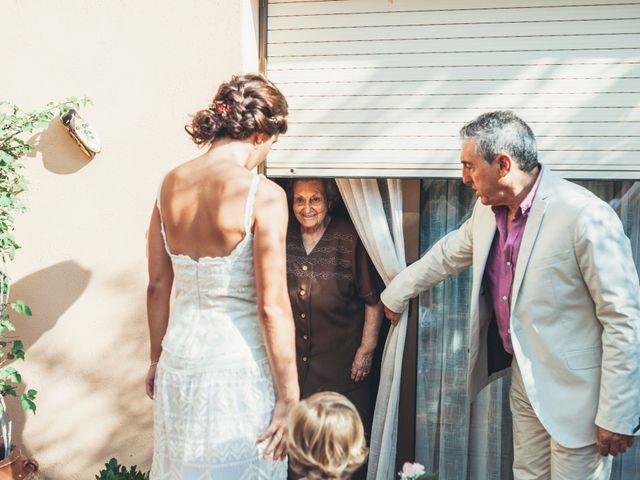La boda de Mathieu y Aida en L' Ampolla, Tarragona 26