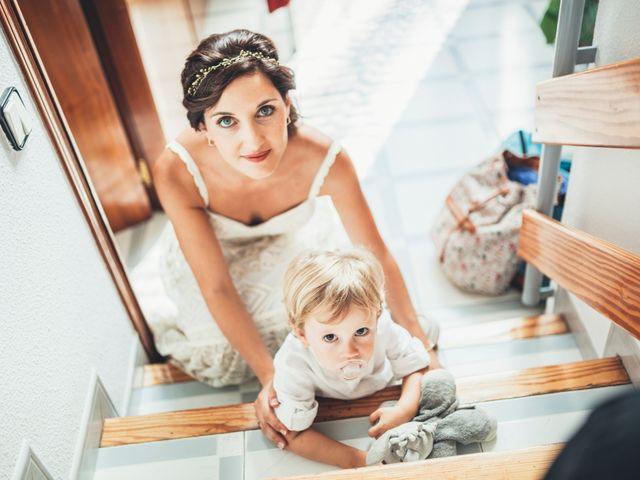 La boda de Mathieu y Aida en L' Ampolla, Tarragona 40