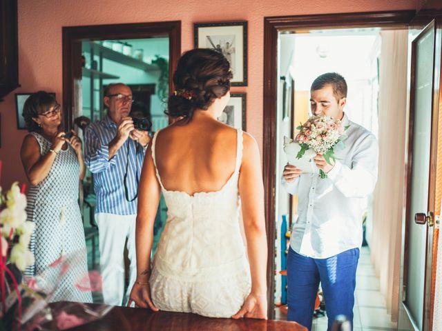 La boda de Mathieu y Aida en L' Ampolla, Tarragona 51