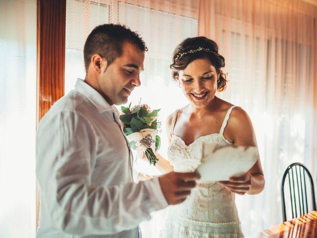 La boda de Mathieu y Aida en L' Ampolla, Tarragona 52