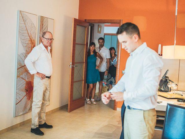 La boda de Mathieu y Aida en L' Ampolla, Tarragona 63