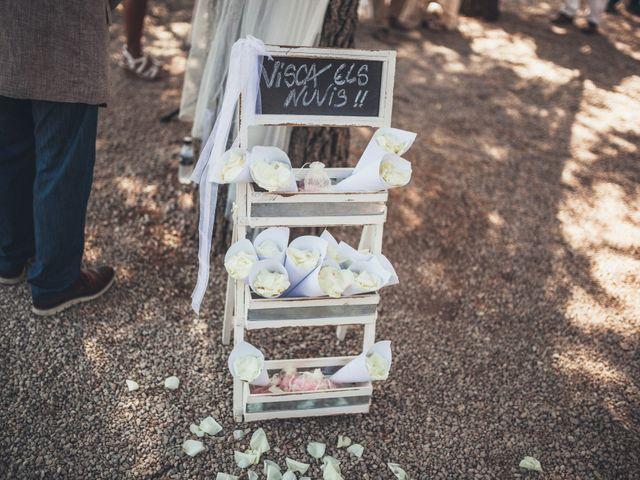 La boda de Mathieu y Aida en L' Ampolla, Tarragona 80