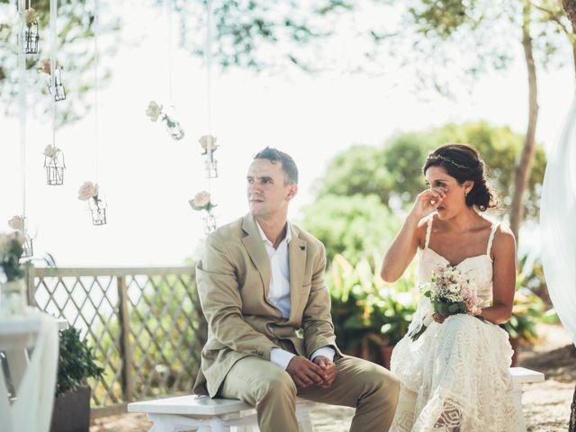 La boda de Mathieu y Aida en L' Ampolla, Tarragona 81