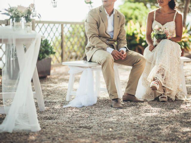 La boda de Mathieu y Aida en L' Ampolla, Tarragona 82