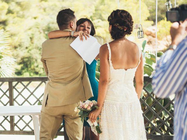 La boda de Mathieu y Aida en L' Ampolla, Tarragona 83