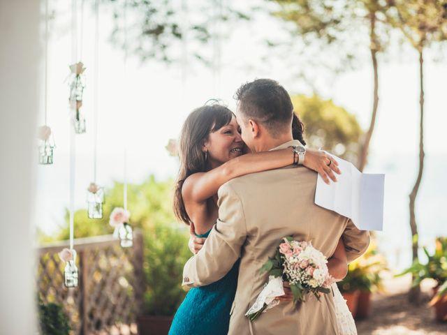 La boda de Mathieu y Aida en L' Ampolla, Tarragona 84