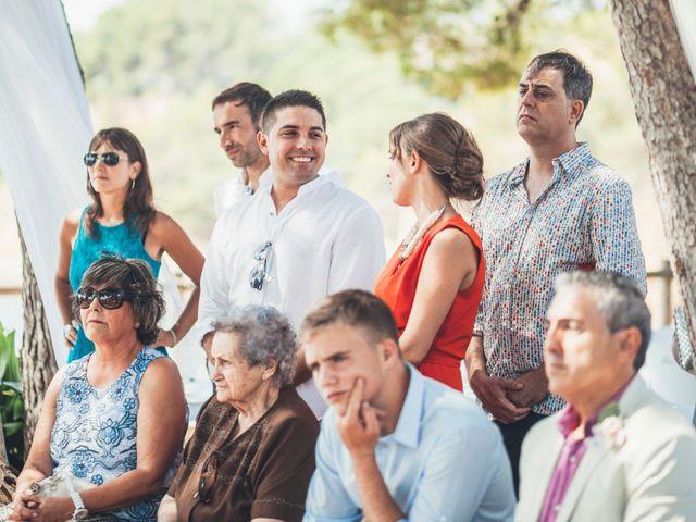 La boda de Mathieu y Aida en L' Ampolla, Tarragona 86
