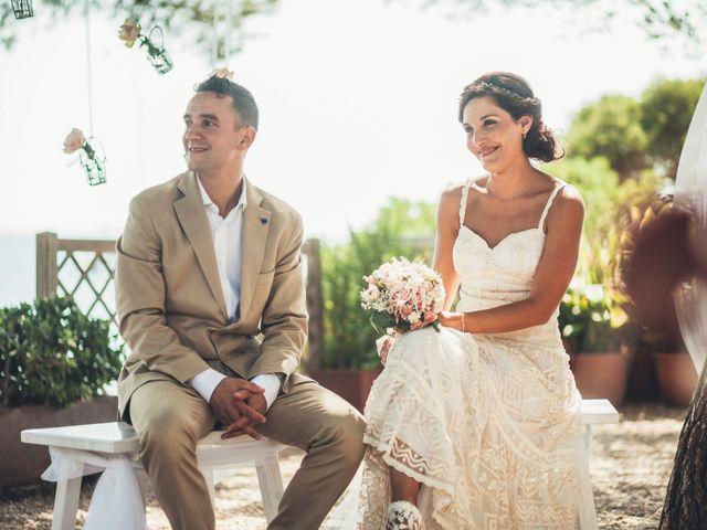 La boda de Mathieu y Aida en L' Ampolla, Tarragona 88