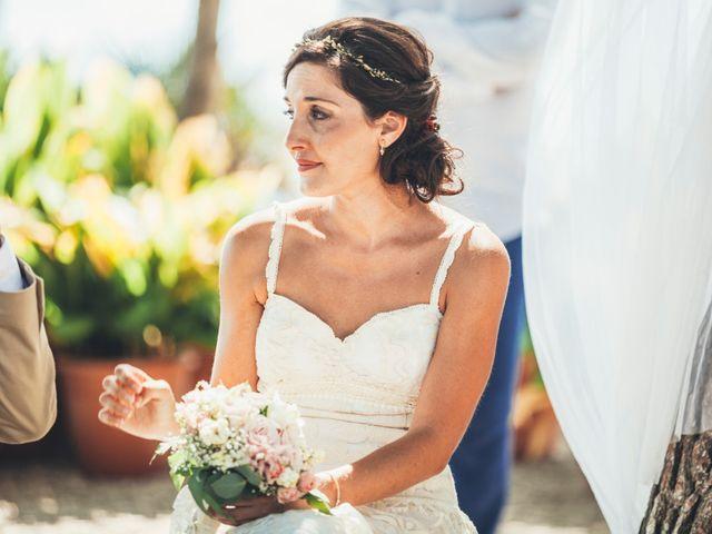 La boda de Mathieu y Aida en L' Ampolla, Tarragona 92
