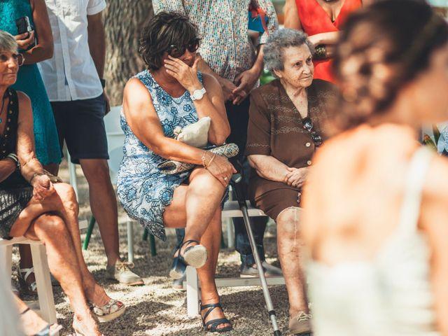La boda de Mathieu y Aida en L' Ampolla, Tarragona 93